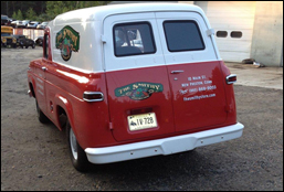1956 Ford Panel Truck